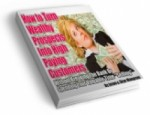 Turn Wealthy Prospects Into High Paying Customers MRR Ebook