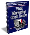 Viral Marketing Crash Course PLR Autoresponder Messages