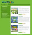 Wind Solar Review Site Personal Use Article