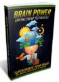 Brain Power Enhancement Techniques Personal Use Ebook ...