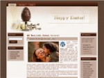 Choccy – Easter Parade WP Theme Mrr Template