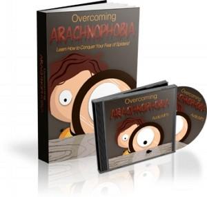 Overcoming Arachnophobia Mrr Ebook With Audio