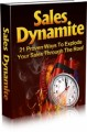 Sales Dynamite Mrr Ebook