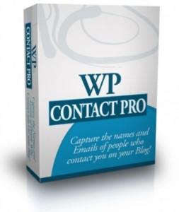 Wp Contact Pro Mrr Script