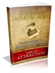 Law Of Attraction – A 30 Volume E-course Mrr Ebook