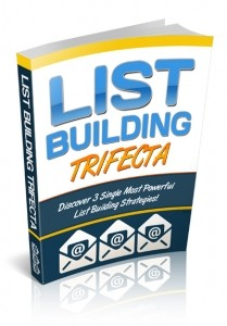 List Building Trifecta Plr Ebook