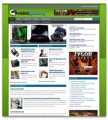 Video Gaming Niche Site PLR Template