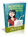 WordPress Optimization Secrets Mrr Ebook