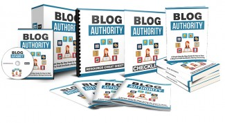 Blog Authority Upgrade MRR Video