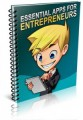 Essential Apps For Entrepreneurs Personal Use Ebook