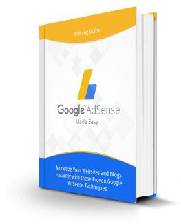Google Adsense Made Easy Personal Use Ebook