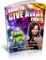 Guide To Give Away Events PLR Ebook