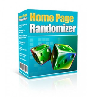 Home Page Randomizer MRR Software