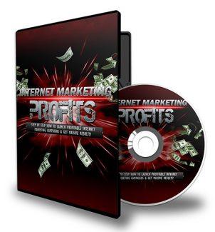 Internet Marketing Profits PLR Ebook With Video