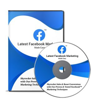 Latest Facebook Marketing Made Easy – Video Upgrade Personal Use Video With Audio
