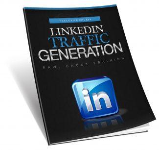 Linkedin Traffic Generation MRR Ebook
