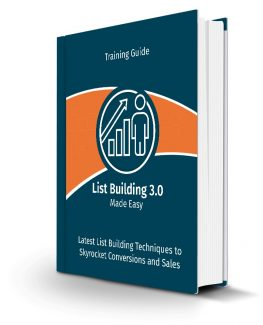 List Building 30 Made Easy Personal Use Ebook