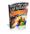 List Building Madness MRR Ebook