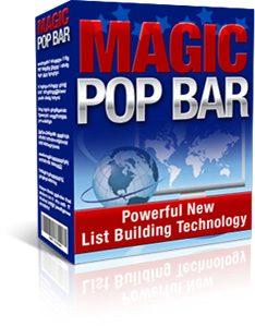 Magic Pop Bar MRR Software