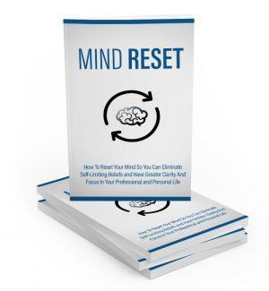 Mind Reset MRR Ebook