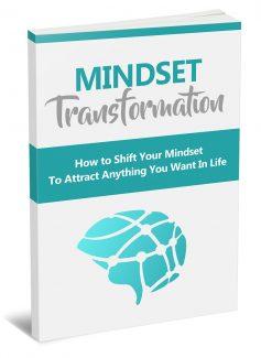 Mindset Transformation MRR Ebook