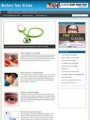 Restore Vision Blog Personal Use Template With Video
