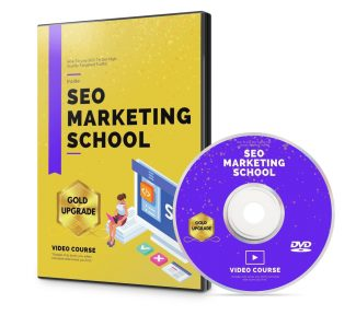 Seo Marketing School Video Upgrade MRR Video With Audio