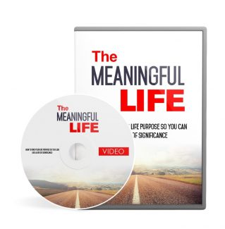 The Meaningful Life Upgrade MRR Video With Audio
