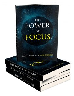 The Power Of Focus MRR Ebook