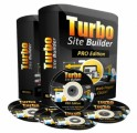 Turbo Site Builder Pro Personal Use Software With Video