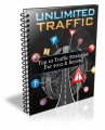 Unlimited Traffic PLR Ebook