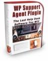 Wp Support Agent PLR Software