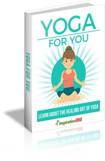 Yoga For You MRR Ebook