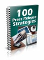 100 Press Release Strategies Give Away Rights Ebook
