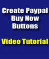 Create Paypal Buy Buttons Videos PLR Video