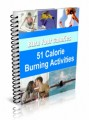 51 Calorie Burning Activities Resale Rights Ebook