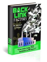 Back Link Factory Resale Rights Ebook