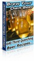 Brew Your Own Beer PLR Ebook