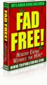 Fad Free Healthy Eating Without The Hype MRR Ebook With ...