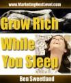 Grow Rich While You Sleep PLR Ebook