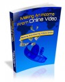 Making An Income From Online Video Mrr Ebook