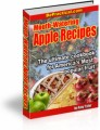 Mouth-Watering Apple Recipes Resale Rights Ebook