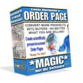 Order Page Magic MRR Software