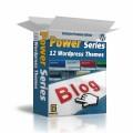 Power Series 12 WordPress Theme Mrr Template