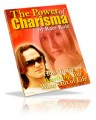 The Power Of Charisma Resale Rights Ebook
