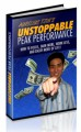 Unstoppable Peak Performance Resale Rights Ebook