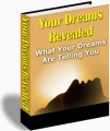 Your Dreams Revealed Resale Rights Ebook
