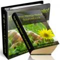 Allergy Relief Sourcebook PLR Ebook
