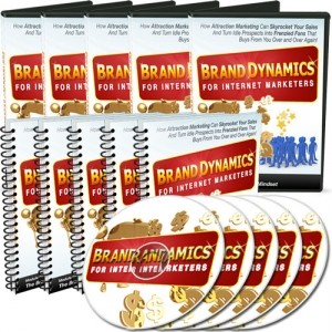Brand Dynamics For Internet Marketers Mrr Ebook With Audio & Video