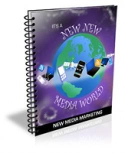 New New Media World MRR Ebook